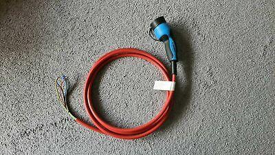 Mennekes 36106 Typ 2 Ladekabel 16A 3P+N+PE CP+PP mit 1 Kupplung neu