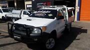 2006 Toyota Hilux 🚜🚜 4X4 TURBO DIESEL SINGLE CAB $12990 FINANCE Slacks Creek Logan Area Preview