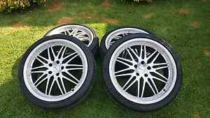 20inch Holden / Bmw wheels Lockleys West Torrens Area Preview