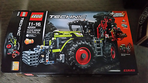 Lego Technic Class Xerion Tractor Bethania Logan Area Preview