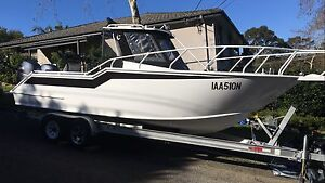 7.5 m fishing boat Cromer Manly Area Preview