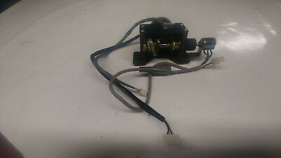 Brother Bas 416 A-01 Color Change Motor And Potentiometer