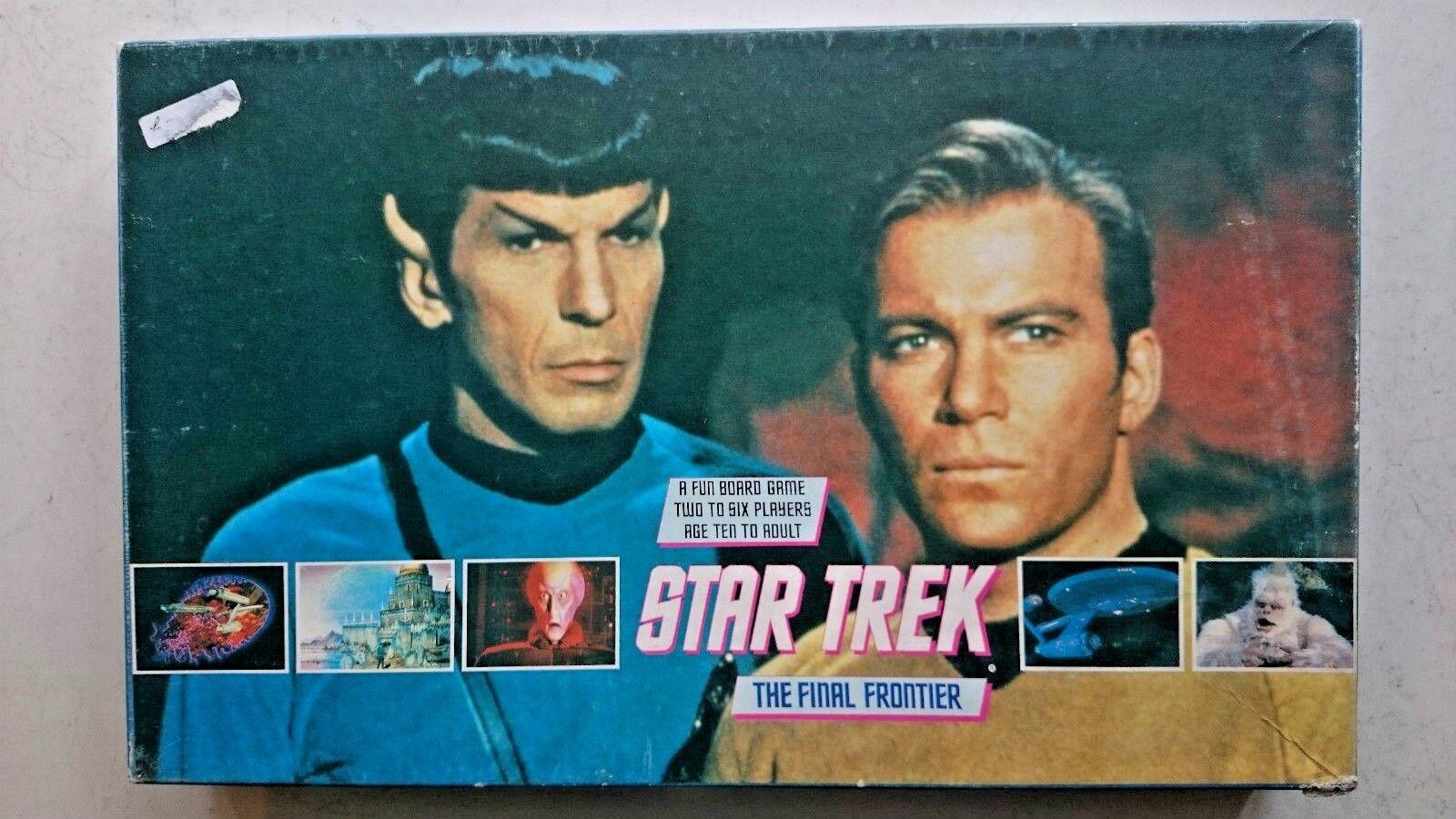 Star Trek The Final Frontier - by BMI  (1992)