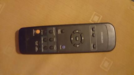 Hitachi monitor 50inch with remote