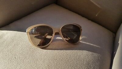 Prada Retro Sonnenbrille taupe