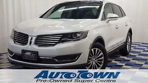 2016 Lincoln MKX FULLY LOADED/NAV/PANO SUNROOF/HTD STEERING