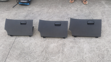 ford ba bf glove boxes x 3
