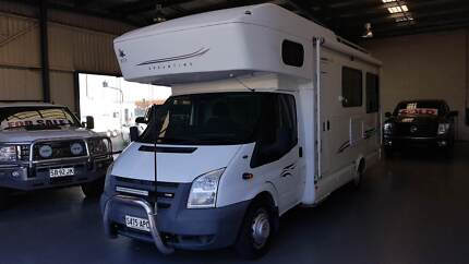 2008 KEA Motorhome 4 Berth Angle Park Port Adelaide Area Preview
