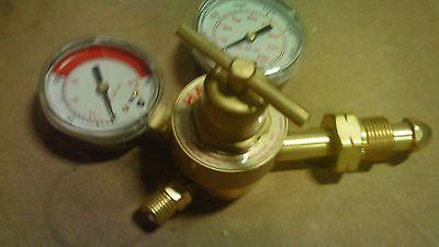 Harris Model 301-15-510 Acetylene Regulator