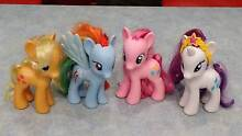 My little ponies 14cm Cardiff Lake Macquarie Area Preview