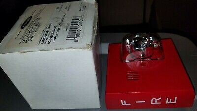 Faraday 6304b-e-14-24-dc Red Fire Alarm Stand Alone Strobe