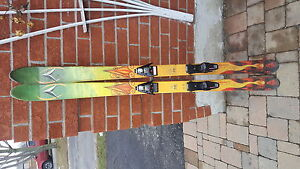 Dynaster Candide 165cm Freestyle Skis