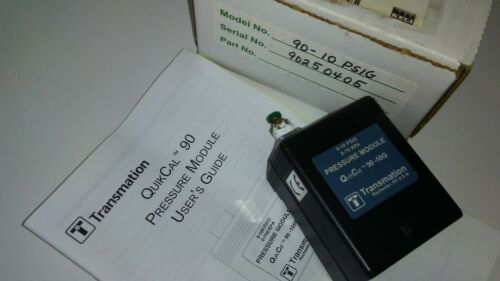 Transmation Quick Cal 90-10G Pressure Module ((SURPLUS))