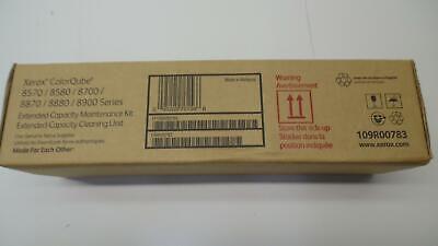 Xerox OEM Extended-Capacity Maintenance Kit 109R00783 for ColorQube - Unopened