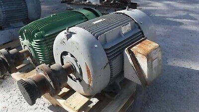 60 Hp Siemens Ac Electric Motor 1200 Rpm Fr 404t Tefcbb 460 V Eok