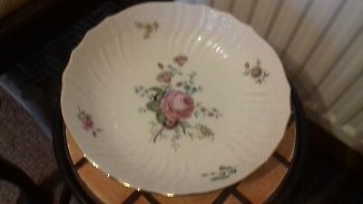 "ROYAL COPENHAGEN FRIJSENBORG MULTIMOTIF 8"" ROUND SERVING BOWL~1ST QUALITY~1954"