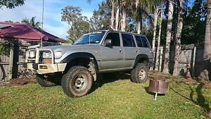 PRICE DROPPED  1994 Toyota LandCruiser Wagon Mudgeeraba Gold Coast South Preview