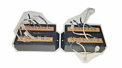 J.e.i. Rc-4 Audio Isolator Lot Of 2 - Transformer And Ac Coupled Isolator