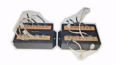 J.e.i. Rc-4 Audio Isolator Lot Of 2 - Transformer And Ac Coupled Isolator