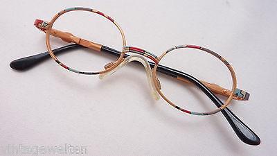 Pumuckl Kinderbrille bunte Mädchenbrille oval Federbügel Sattelsteg neu Gr. K
