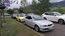 2001 E46 BMW Coupe 320ci 5 sp manual Greenslopes Brisbane South West Preview
