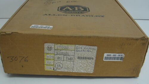 Allen Bradley 1772-SD2 remote I/O scanner distribution panel series A firmware r