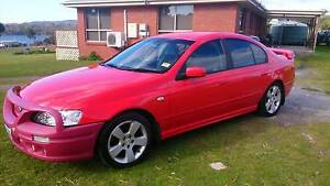2004 Ford Futura BA MK11 Sedan Clarence Point West Tamar Preview