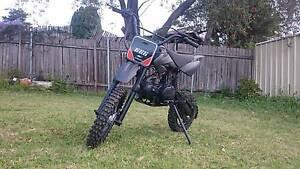 Dirt bike 125cc 4 stroke Manual [POWERFUL] Bankstown Bankstown Area Preview