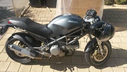 Ducati Monster 620s 2002 Adelaide CBD Adelaide City Preview