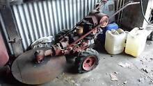 Old Gravely Convertible Mower for sale Meadows Mount Barker Area Preview