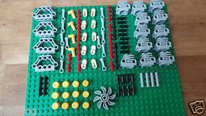 Lego Technic Engine Motor Kit Parts v4 v6 v8 v10 v12 Cylinders Pins Fan   *NEW*