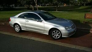 2004 Mercedes-Benz CLK240 Coupe Redcliffe Belmont Area Preview