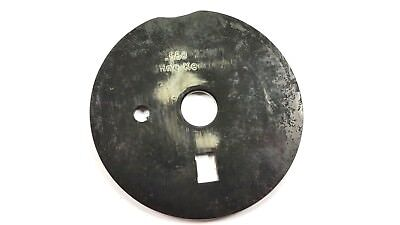 Durkopp 558 Eyelet Buttonhole Sewing Machine Steering Disc 0558 002291