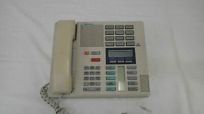 Northern Telecom Norstar Meridian M7310 Nt8b20 Display System Phone