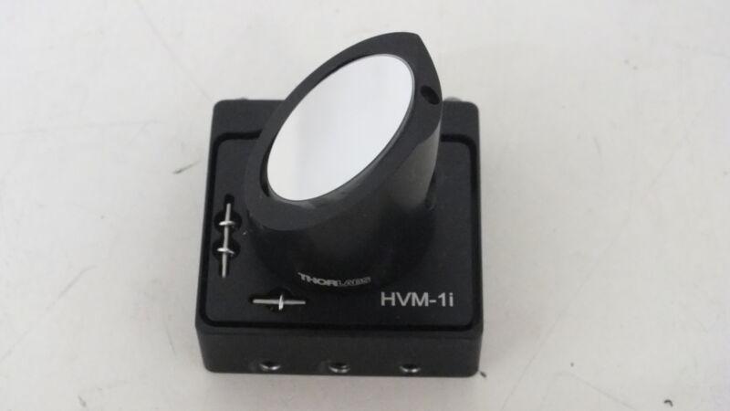 Newport HVM-1i w/ Thor Labs Mount H45E1 & BBE1-E02  Dielectric Elliptical Mirror