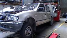 NOW WRECKING 2002  TF HOLDEN RODEO CREW CAB Seventeen Mile Rocks Brisbane South West Preview