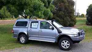2004 holden rodeo 4x4 td Kyabram Campaspe Area Preview