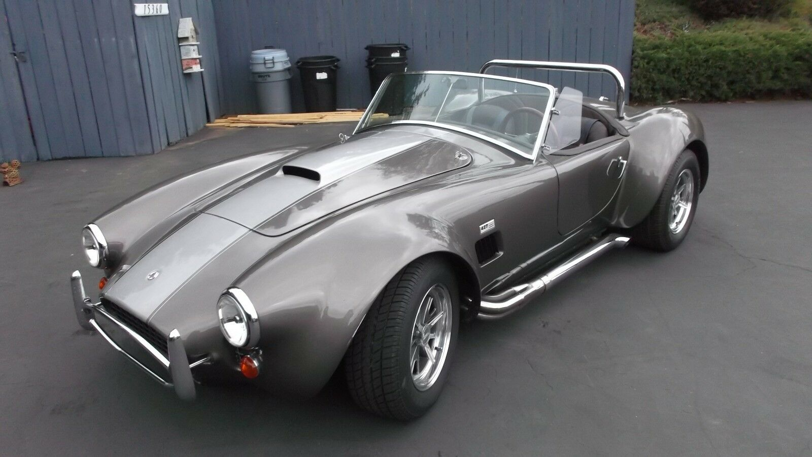 1965 Replica/Kit Makes Shelby Cobra  1965 Shelby Cobra Replica
