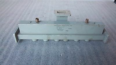 Microwave Waveguide Switch Adapter Mas319-2c17 ...7.0125 Ghz