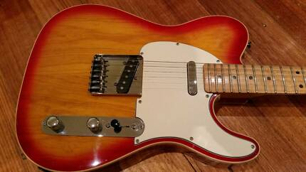 G&L Asat Classic Custom for sale or trade Heidelberg Banyule Area Preview