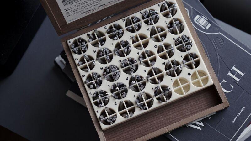 Kingsley Deco Type Font Set - 343 Pieces