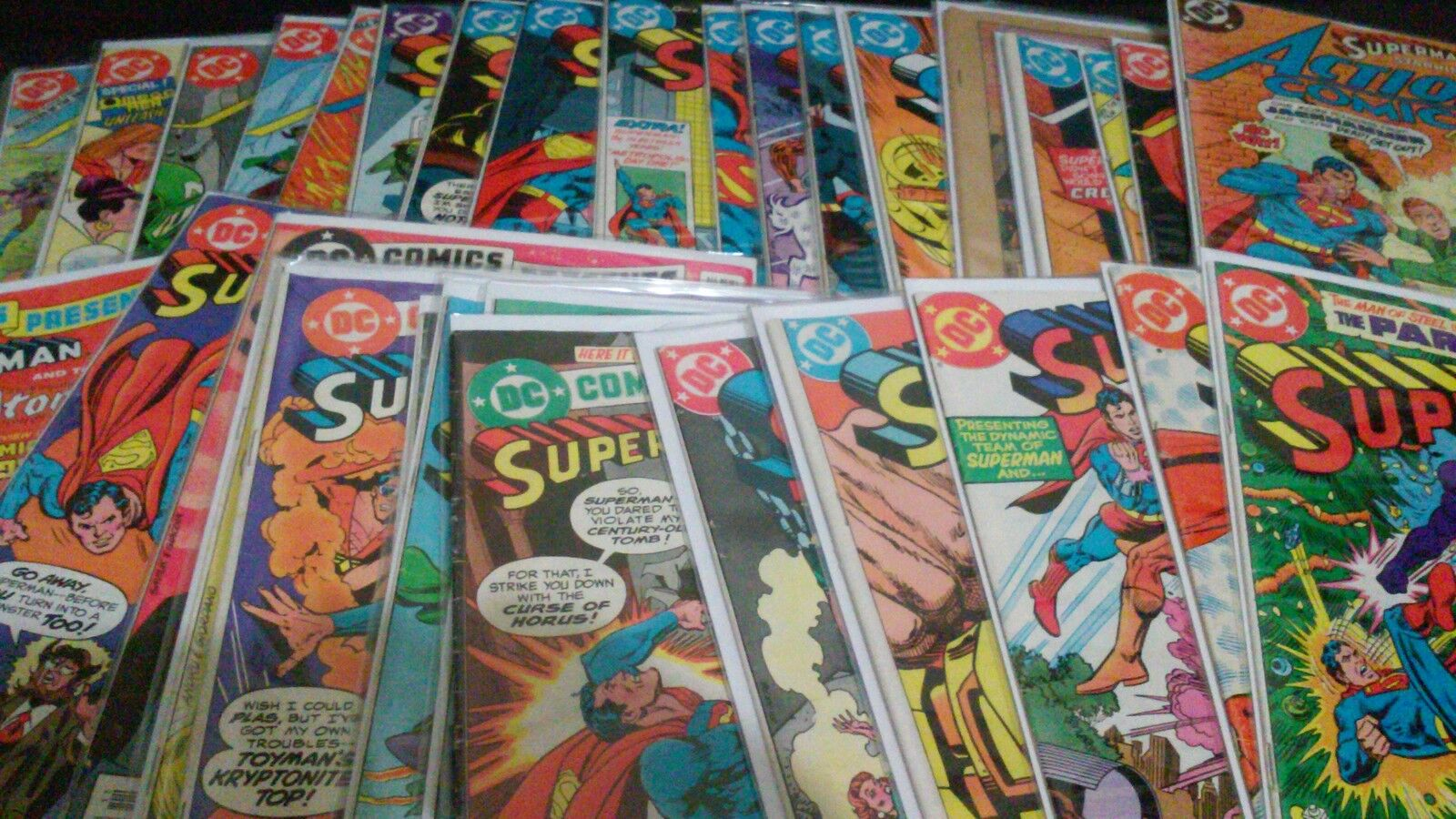 Mileco Imperial Comic Books