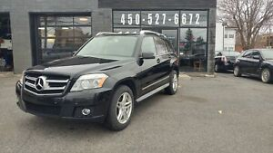 2010 MERCEDES-BENZ GLK 350 MPP PACKAGE CLEAN CARPROOF