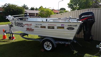 Mako Tracker Hollywell Gold Coast North Preview