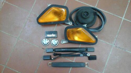 9BMW k75 k100 k1100 indicators pannier parts job lot.