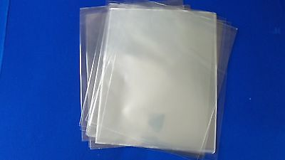 100 Photo Crystal Clear Sleeves Polypropylene 8x10 Photo Protection
