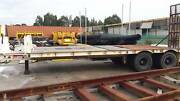Tag-along Plant trailer Thornton Maitland Area Preview