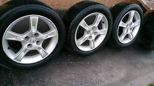 "15"" Wheels and Tyres 195/50R15 Dandenong South Greater Dandenong Preview"