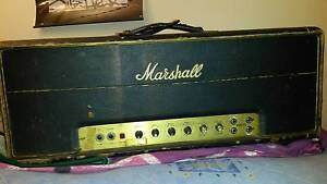 Marshall 1974 JMP 100 watts MK2 Thirroul Wollongong Area Preview