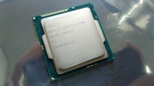 Intel i7-4790 3.6Ghz SR1QF Processor